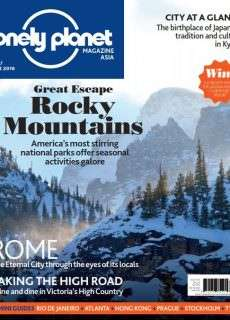 Lonely Planet Magazine Asia – May/June 2016