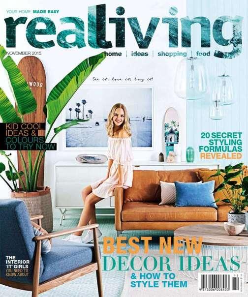 Real Living – November 2015