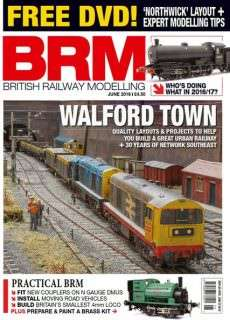 British Railway Modelling – June 2016