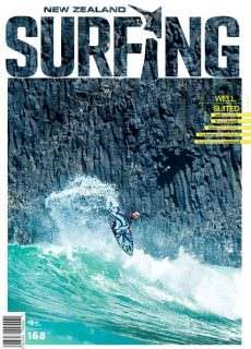 Surfing New Zealand – March-April 2016