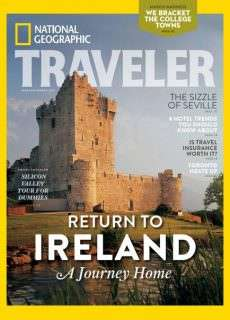 National Geographic Traveller USA – February-March 2015