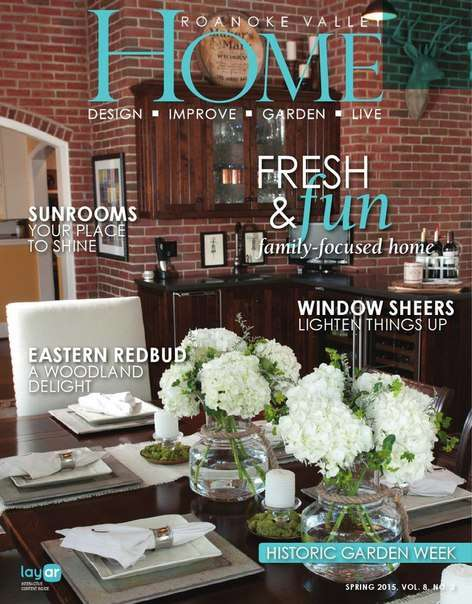 Roanoke Valley HOME – Spring 2015