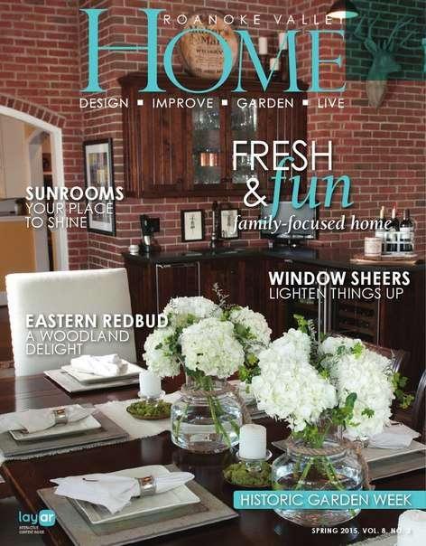 Roanoke Valley HOME – Spring 2015