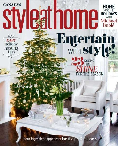 Style at Home – December 2015