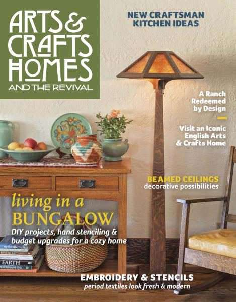 Arts and Crafts Homes – Winter 2017