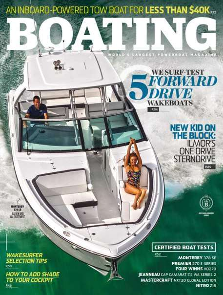 Boating – June 2016 USA