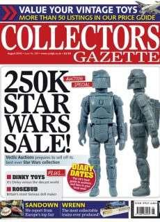Collectors Gazette – August 2016