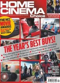 Home Cinema Choice – January 2016