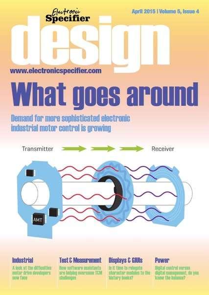 Electronic Specifier Design – April 2015
