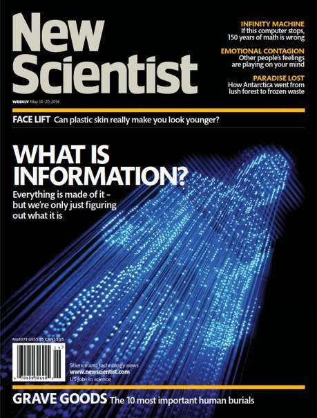 New Scientist – May 14, 2016