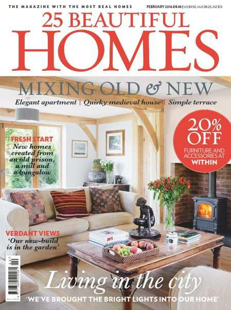 Beautiful Homes Magazine download 25 beautiful homes - august 2016 pdf magazine free!