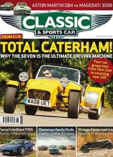 Classic & Sports Car UK – August 2016