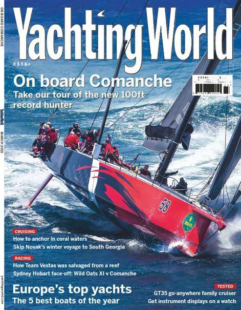 Yachting World – March 2015