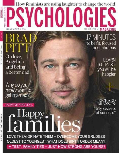 Psychologies UK – November 2014, №110