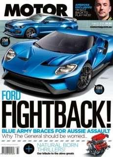 MOTOR Magazine Australia – March 2015