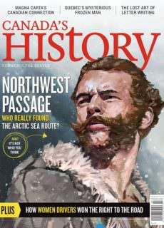 Canada's History – June-July 2015