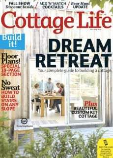 Cottage Life – Fall 2015