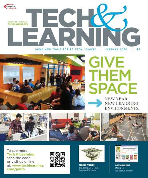 Tech & Learning – January 2016