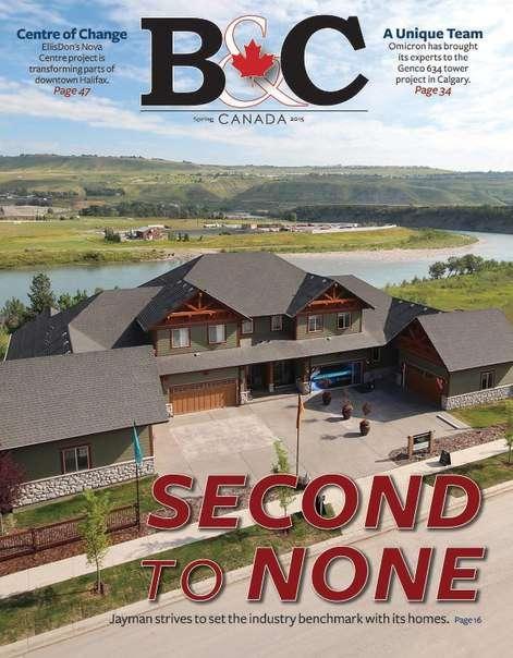 Building & Construction Canada – Spring 2015