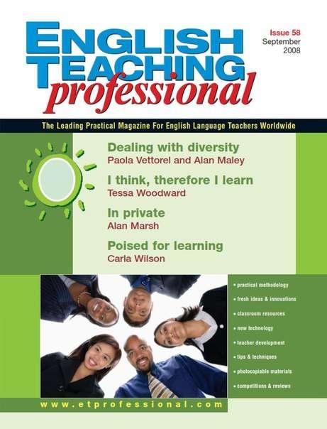 English Teaching Professional – 2008-2011