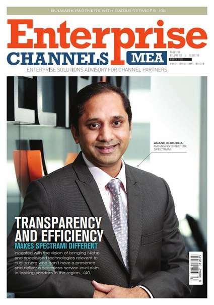 Enterprise, Volume 2 Issue 8 – March 2015
