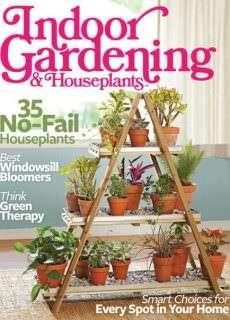 Indoor Gardening & Houseplants – 2016 USA
