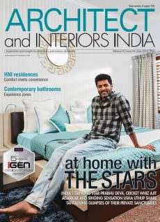 Architect & Interiors India Volume 8 Issue 4 – July 2016