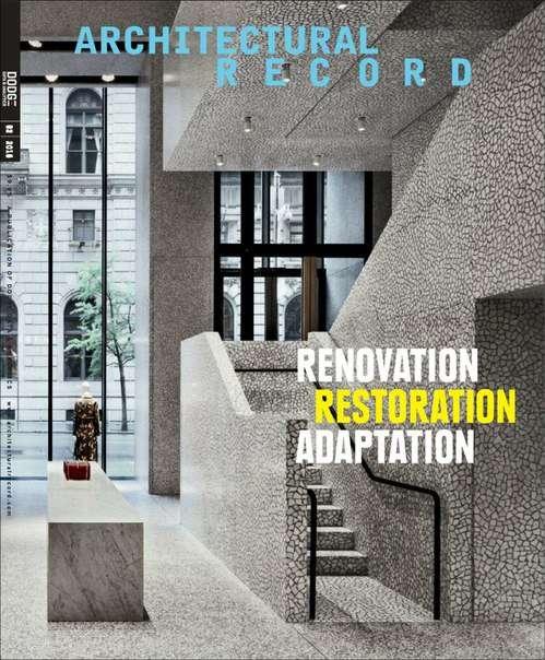 Architectural record – February