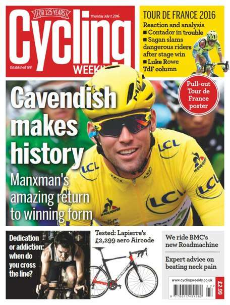 Cycling Weekly – July 7, 2016