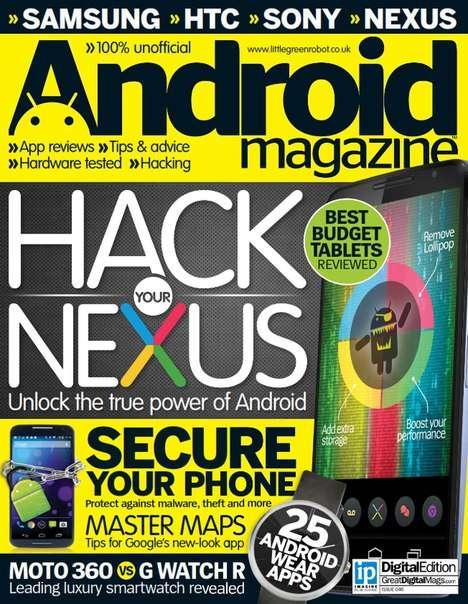 Android Magazine UK – Issue 46, 2015