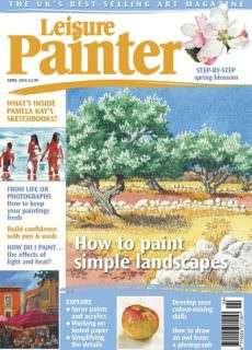 Leisure Painter April 16