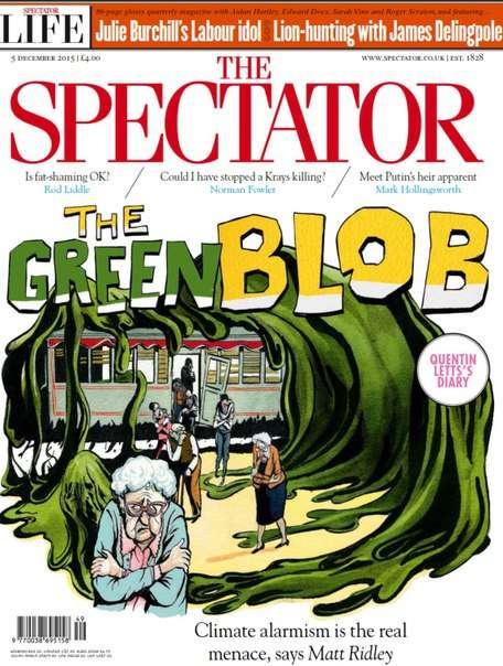 The Spectator – December 5 2015