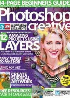 Photoshop Creative – Issue 130, 2015