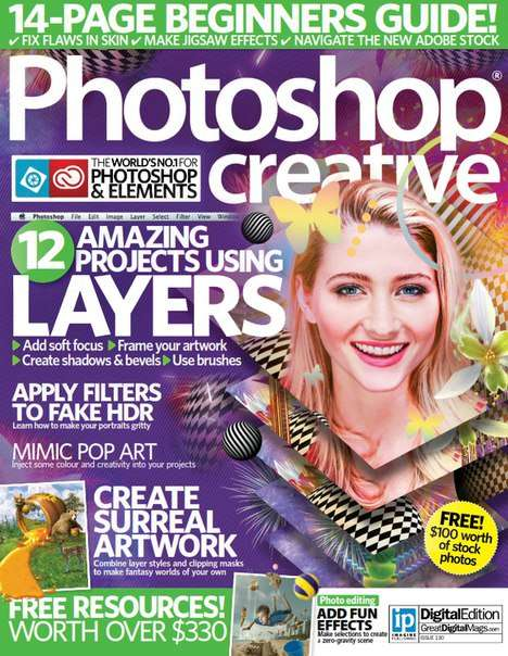 Photoshop Creative – Issue 130, 2015