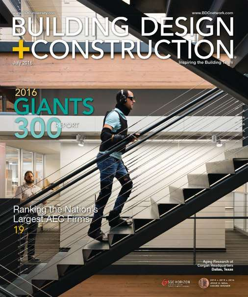 Building Design Construction – July 2016