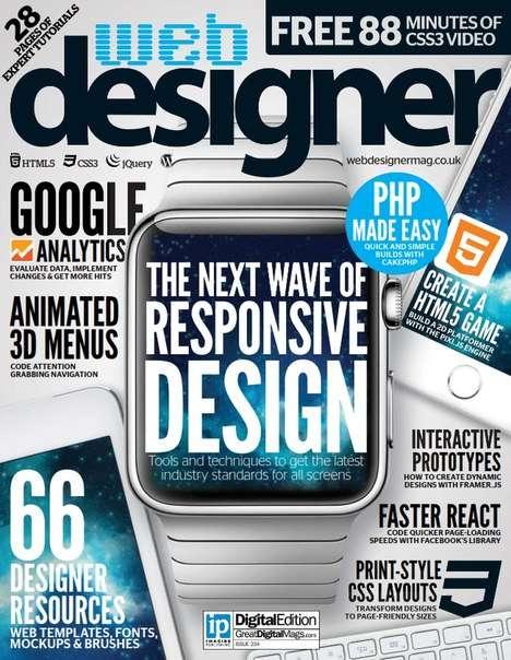 Web Designer Issue 234, 2015