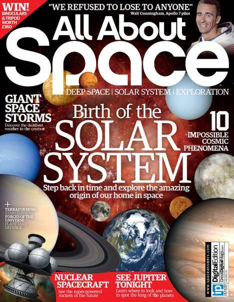 All About Space – Issue 35 2015