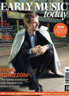 Early Music Today, Volume 23 Issue 2 – March/May 2015