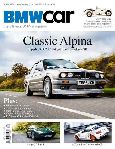 BMW Car – February 2016