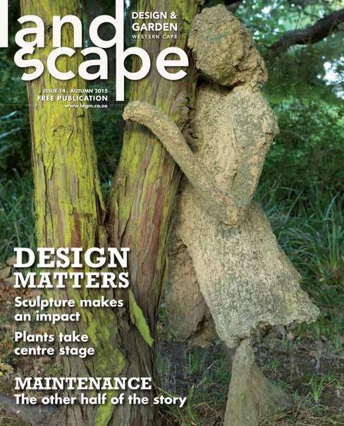 LANDSCAPE DESIGN AND GARDEN WESTERN CAPE – AUTUMN 2015