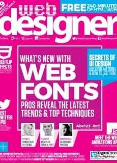 Web Designer – Issue 254 2016