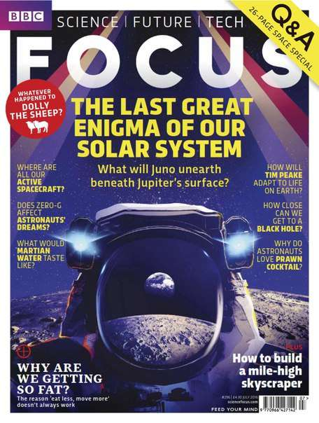 BBC Focus – July 2016