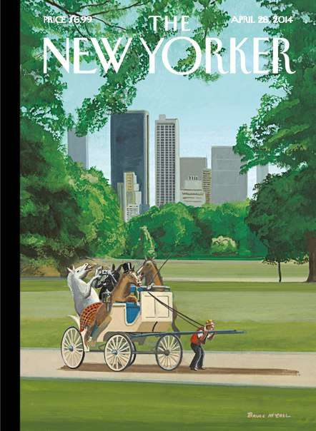 The New Yorker – April 28, 2014