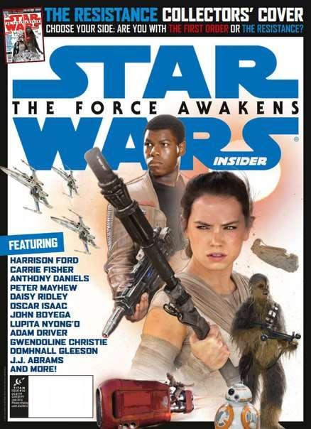 Star Wars Insider – January 2016