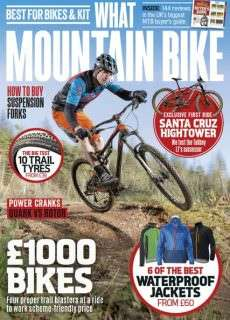 What Mountain Bike – April 2016