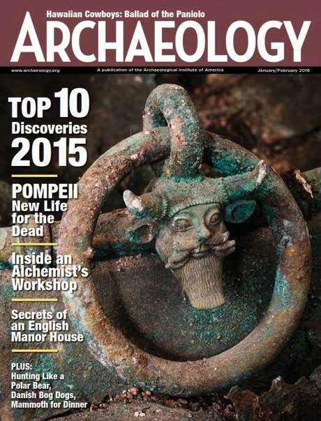 Archaeology – February 2016