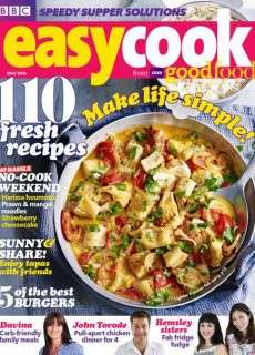BBC Easy Cook – May 2016