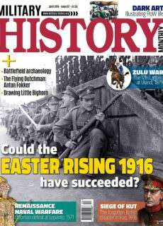 Military History Monthly – April 2016