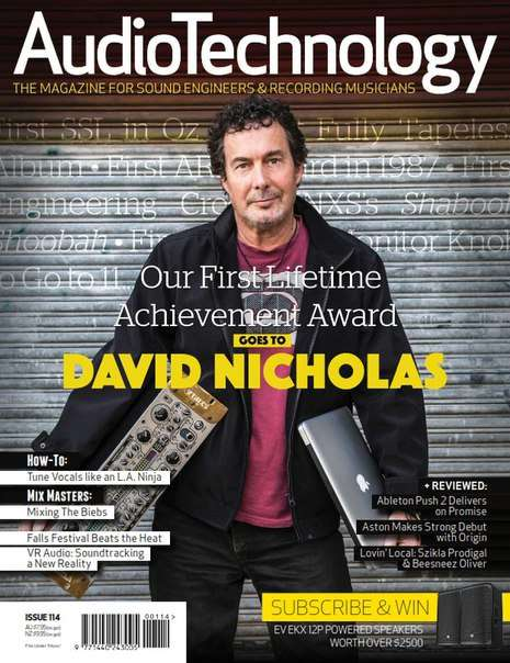 Audio Technology – Issue 114