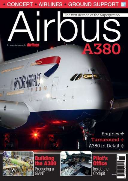 Airliner World – Airbus A380